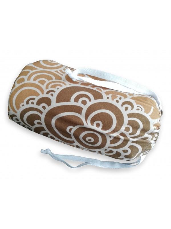 Еластичен слинг OmniaBaby - Caramel Clouds