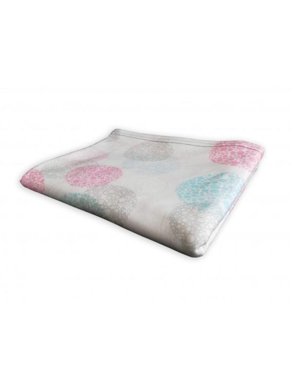 Еластичен слинг OmniaBaby - Soap Bubbles